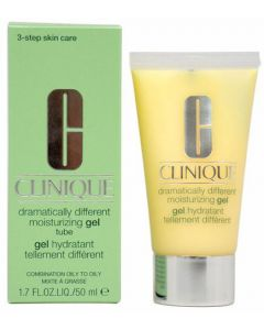 Clinique 50ml Dramatically Different Moisturizing Gel Tube (Comb/Oily)