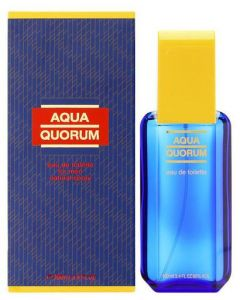Puig Aqua Quorum 100ml EDT Spray