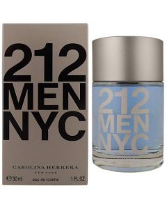 Carolina Herrera 212 Men NYC EDT Spray