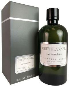 Geoffrey Beene Grey Flannel 240ml EDT Splash (Boxed)