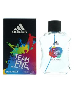 Adidas Team Five 100ml EDT Spray