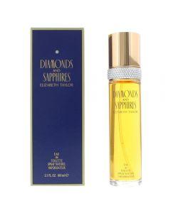 Elizabeth Taylor Diamonds and Sapphires 100ml EDT Spray