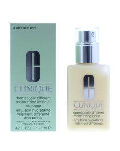 Clinique 125ml Dramatically Different Moisturizing Lotion + with Pump (Very...