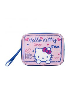 Hello Kitty Scribble Cosmetic Bag