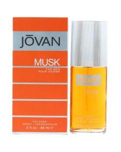 Jovan Musk 88ml Cologne Spray