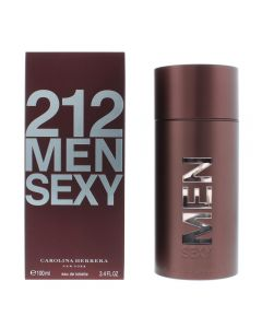 Carolina Herrera 212 Sexy Men EDT Spray