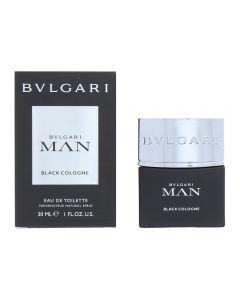 Bulgari Man In Black Cologne 30ml EDT Spray