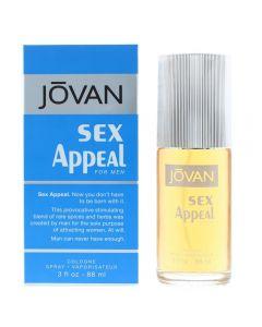 Jovan Sex Appeal 88ml Cologne Spray