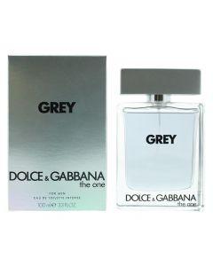 Dolce & Gabbana The One for Men Grey 100ml EDT Intense Spray