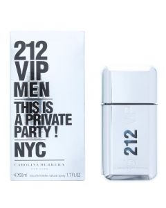 Carolina Herrera 212 VIP Men 50ml EDT Spray
