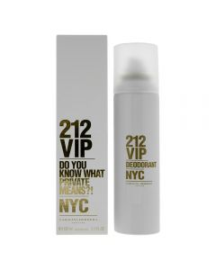 Carolina Herrera 212 VIP 150ml Deodorant Spray