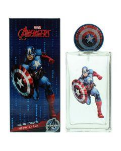 Marvel Avengers Captain America Eau de Toilette 100ml