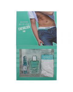 Golddollar Julien Jean Chevalier Him Eau de Toilette 3 Pieces Gift Set