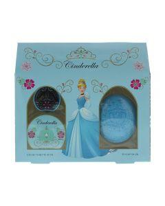 Disney Cinderella Eau de Toilette 2 Pieces Gift Set