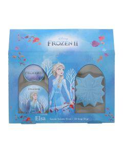 Disney Frozen 2 Elsa Eau de Toilette 2 Pieces Gift Set