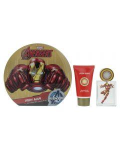 Marvel Iron Man Eau de Toilette 3 Pieces Gift Set