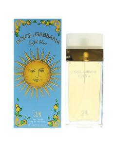 Dolce & Gabbana Light Blue Sun EDT Spray