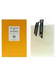 Acqua di Parma 1kg Clove White Cube Candle