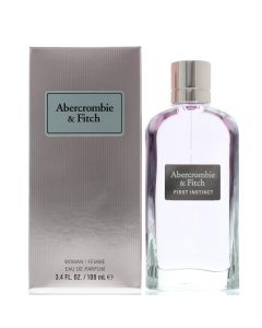 Abercrombie & Fitch First Instinct for Her 100ml EDP Spray