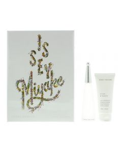 Issey Miyake L'Eau D'Issey 2 Piece Gift Set : L'Eau d'Issey Eau de Toilette 50ml - Body Lotion 100ml