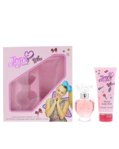 JoJo Siwa Be You Eau de Parfum 2 Pieces Gift Set : Eau de Parfum 50ml - Body Wash