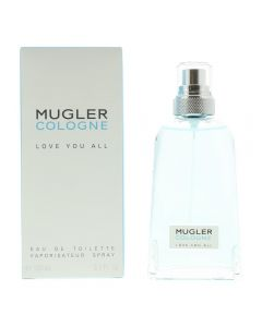 Thierry Mugler Mugler Cologne Love You All 100ml EDT Spray