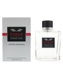 Antonio Banderas Power of Seduction 200ml EDT Spray