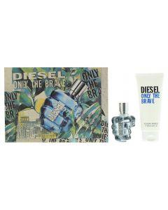Diesel Only the Brave 50ml EDT Spray / 100ml Shower Gel