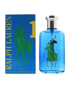 Ralph Lauren Big Pony Collection 1-Blue EDT Spray