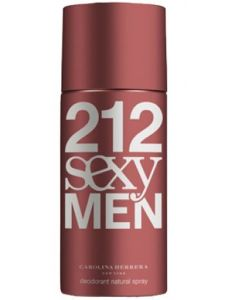 Carolina Herrera 212 Sexy Men 150ml Deodorant Spray