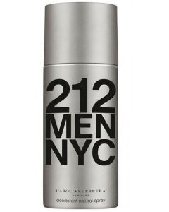 Carolina Herrera 212 Men NYC 150ml Deodorant Spray