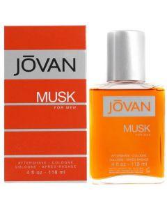 Jovan Musk 118ml Aftershave