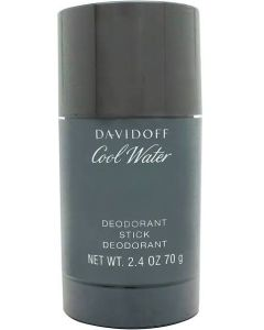 Davidoff Cool Water for Men 70g Alcohol Free Deodorant Stick