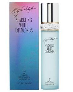 Elizabeth Taylor Sparkling White Diamonds 100ml EDT Spray