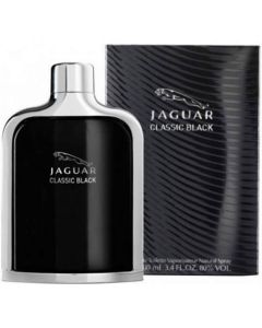 Jaguar Classic Black 100ml EDT Spray