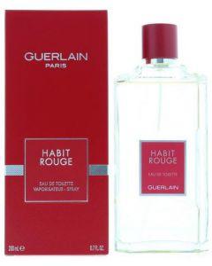 Guerlain Habit Rouge EDT Spray