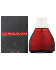 Antonio Banderas Spirit for Men 100ml EDT Spray