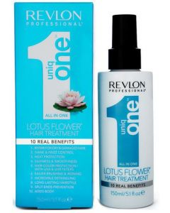 Revlon 150ml Uniq One Lotus Flower Hair Treatment