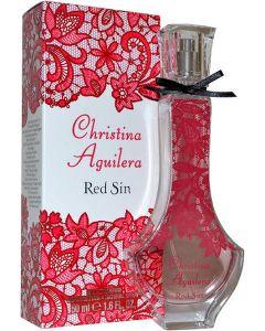 Christina Aguilera Red Sin 50ml EDP Spray
