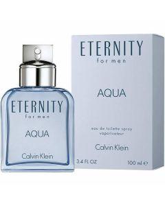 Calvin Klein Eternity Aqua for Men 100ml EDT Spray