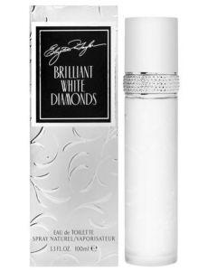 Elizabeth Taylor Brilliant White Diamonds 100ml EDT Spray