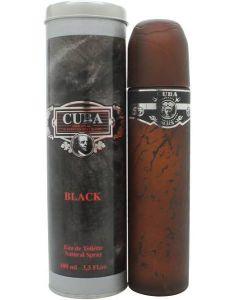 Cuba Paris Classic Black 100ml EDT Spray
