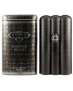 Cuba Paris Prestige Black 90ml EDT Spray