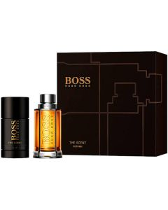 Hugo Boss Boss The Scent 100ml EDT Spray / 75ml Deodorant Stick