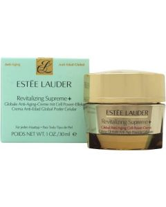 Estee Lauder Revitalizing Supreme+ Global Anti Aging Cell Power Cream All S...