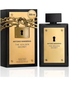 Antonio Banderas The Golden Secret EDT Spray