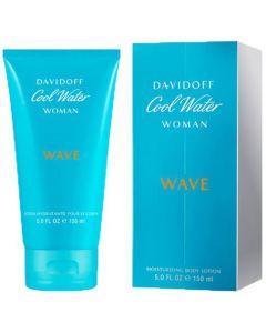 Davidoff Cool Water Wave Woman 150ml Body Lotion