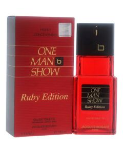 Jacques Bogart One Man Show 100ml EDT Spray Gold Edition