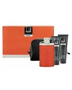 Dunhill Desire Red Men 100ml EDT Spray / 90ml Shower Gel / 90ml Aftershave...