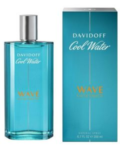 Davidoff Cool Water Wave for Men 200ml EDT Spray